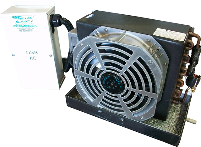 Blow-through Fan Coil Unit