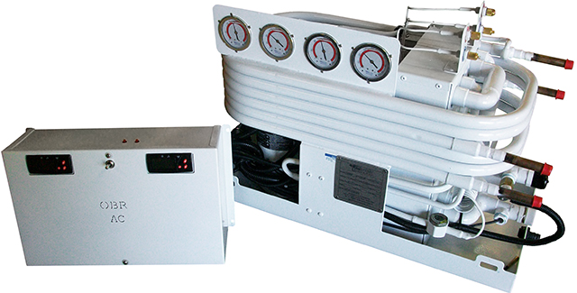 36,000 BTU Chiller with Dual Compressors