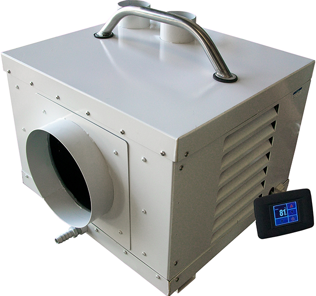 7,000 BTU Portable Air Conditioner for Aviation and Trucks