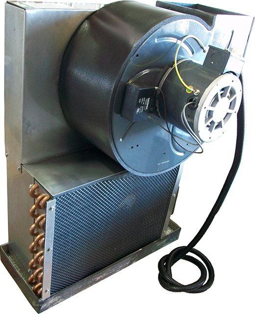 18,500 BTU Vertical Fan Coil Unit