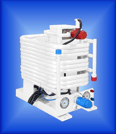 Seawater or Brine Chiller